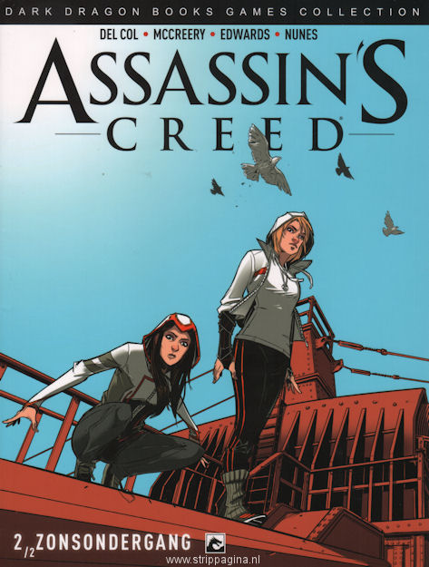 Assassin's creed:   4. Zonsondergang (2/2)