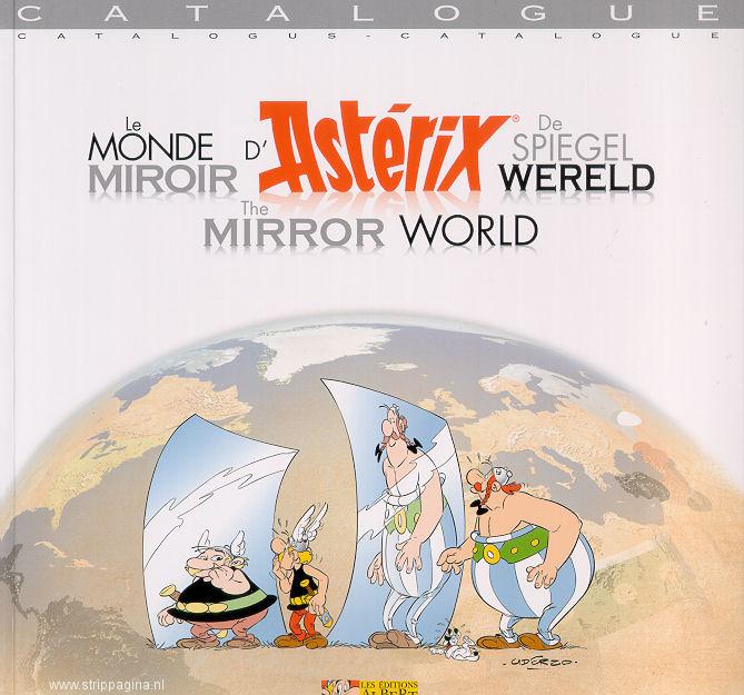 Asterix sp de spiegelwereld van asterix - Spiegel rivoli huis van de wereld ...