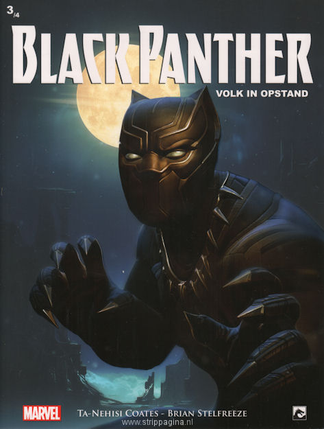 Black panther:   3. Volk in opstand (3/4)