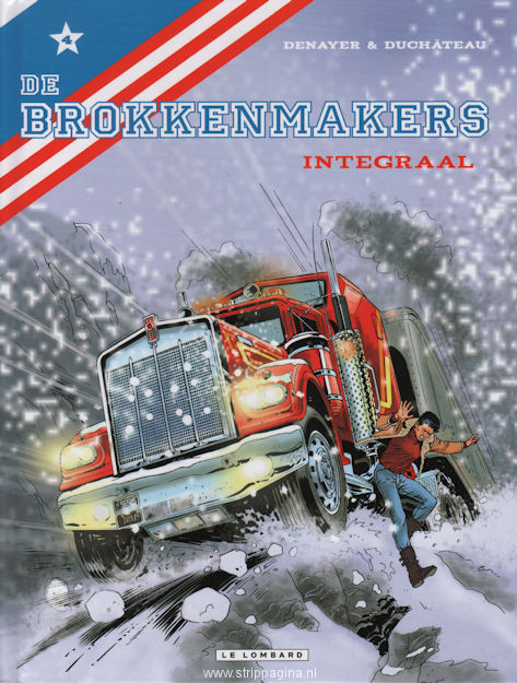 Brokkenmakers, De:   4. Integraal 4 (HC)