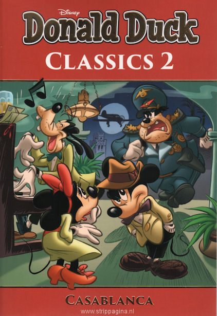 Donald Duck:   2. Casablanca