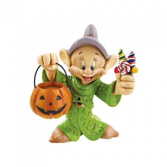 Cheerful Candy Collector Dopey