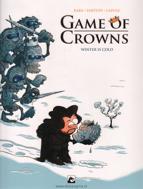 Game of crowns:   1. Winter is cold