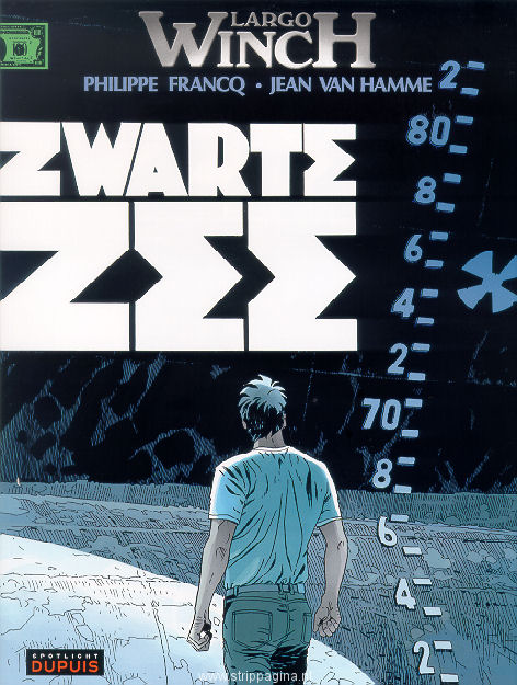 Largo Winch:  17. Zwarte zee