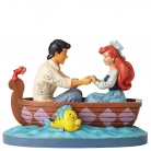 Waiting For A Kiss (Ariel & Prince Eric Figurine)