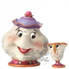 A Mother's Love (Mrs. Potts and Chip)