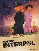 Agency Interpol:   3. Rome - Purple cats