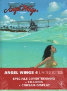Angel wings:   4b. Paradise birds (HC)