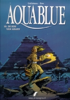 Aquablue:  10. De kus van Arakh