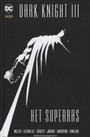 Batman:   1. Dark knight III: Het superras (HC)
