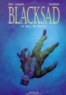 Blacksad:   4. De hel, de stilte