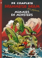 Brammetje Bram:   2. Mummies en monsters (HC)