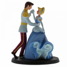 Cinderella Wedding Caketopper