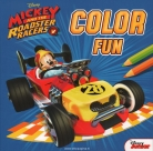 Disney junior: SP. Mickey and the roadster racers: Color fun (SP)