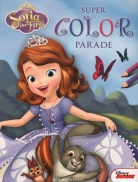 Disney junior: SP. Sofia the first - Super color parade (SP)
