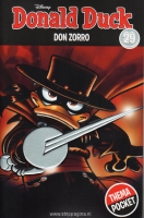 Donald Duck:  29. Don Zorro