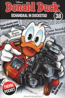 Donald Duck:  38. Schandaal in Duckstad