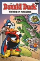 Donald Duck: 258. Helden en monsters