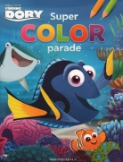 Filmstrip: SP. Finding Dory - Super color parade (SP)