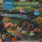 Disney Thomas Kinkade Dreams collection - 17-Month family calendar (SP)