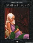 Game of thrones, A:   6. Boek 6