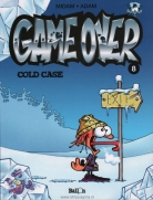 Game over:   8. Cold case