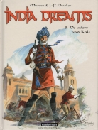 India dreams:   8. De adem van Kali (HC)