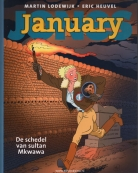 January Jones:   2. De schedel van sultan Mkwawa