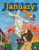 January Jones:  10. Flying down to Rio II (HC)