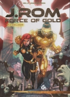 J.rom force of gold:   2. Helder (HC)
