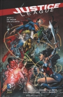 Justice league:   3. De troon van Atlantis (HC)