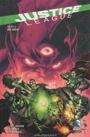 Justice league:   4. De grid (HC)