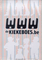 Kiekeboes, De: SP. www.dekiekeboes.be (HC)