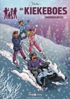 Kiekeboes, De:   1. Snowbusiness