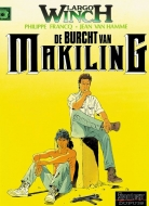 Largo Winch:   7. De burcht van Makiling