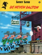 Lucky Luke new look 12. De neven Dalton