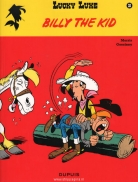 Lucky Luke new look 20. Billy the Kid
