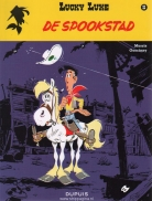Lucky Luke new look  25. De spookstad