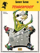 Lucky Luke:  33. Tenderfoot