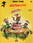 Lucky Luke:  34. Dalton city