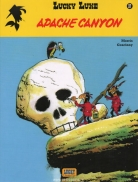 Lucky Luke:  37. Apache canyon