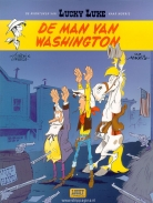 Lucky Luke:   3. De man van Washington