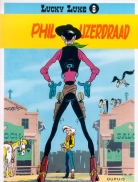 Lucky Luke:   8. Phil IJzerdraad