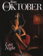 Miss Oktober:   4. Last night