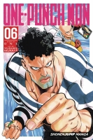 One-punch man VOL 06