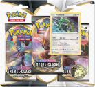 word & Shield Rebel Clash 3 Booster Blister