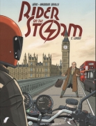 Rider on the storm:   2. Londen