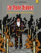 Rode ridder, De:   1. De Biddeloo jaren - Sword and sorcery (HC)
