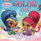 Shimmer & shine: SP. Color fun (SP)