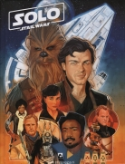 Star Wars:  10. Solo (HC)